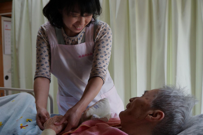 施設介護サービスのイメージ